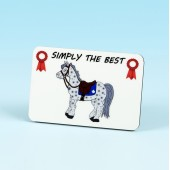 6150 Fridge Magnet-SIMPLY THE BEST