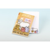 3125 Note Pad-SHOP TIL EWE DROP