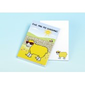 3126 Note Pad-EWE ARE MY SUNSHINE