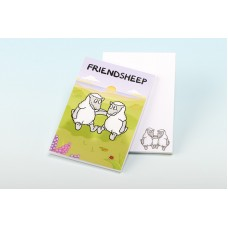 3148  Note Pad-FRIENDSHEEP