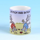 5139 Mug-STITCH AND BITCH
