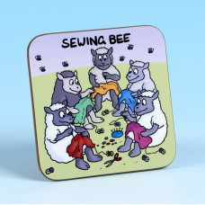 5238 Coaster-SEWING BEE