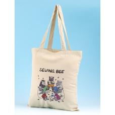 SB1 Shopping Bag-SEWING BEE