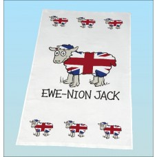 T24 Tea Towel-EWE-NION JACK