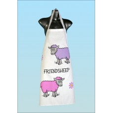 T33 Apron-FRIENDSHEEP
