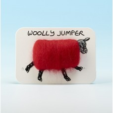 4101 Woolly Fridge Magnet-WOOLLY JUMPER