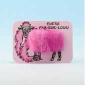 4103 Woolly Fridge Magnet-EWE'RE FAB-EWE-LOUS
