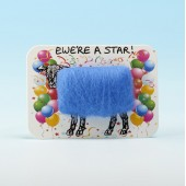 4117 Woolly Fridge Magnet-EWE'RE A STAR